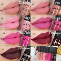 Nyx Soft matte lip cream , Original , Lipstick import
