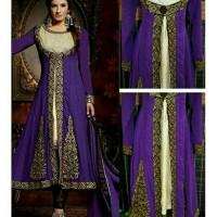 baju india miss katrina baju jodha muslim gaun pesta tunik mewah