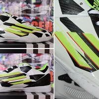 Jual Sepatu Futsal Adidas F50 Battlepack Hitam Putih Grade Ori Murah