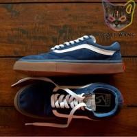 Sepatu Vans Golf Wang Blue Waffle IFC