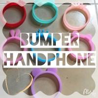 Bumper Handphone/ silicon case/ ring case universal