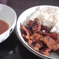 Babi Panggang Hauce / Bapang / Sau cu Nyuk Asli Bangka
