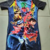 baju renang anak diving boboiboy (SD)