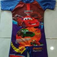 baju renang anak diving car (TK)