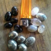 dijual batu akik Wulung tanduk,badar emas,yakut 150rb/5buah