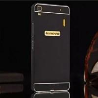 Alumunium Bumper + Backdoor Lenovo A7000