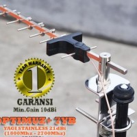 ANTENA YAGI STAINLESS OPTIMUZ+ for MODEM SIERRA AIRCARD 320U 4G LTE