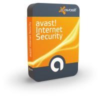 Avast Internet Security Original 3 PC - 2 Year
