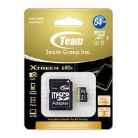 TEAM Micro SD XTREEM U3 (SUPPORT 4K) (90MB/s) - 64GB