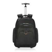 Everki Atlas Wheeled Laptop Backpack EKP122 13 to 17. inch Adaptable