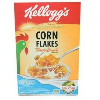 Kellogg's Corn Flake Honey Crunch