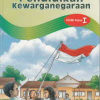 Buku BSE: PKN untuk SD/MI Kelas 1
