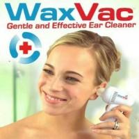 alat pembersih telinga elektrik WAXVAC