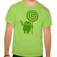 T-shirt/kaos ANDROID
