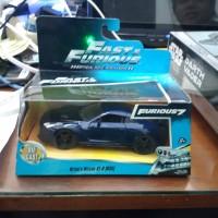 Diecast Mobil Brian'S Nissan GT-R (R35) Fast Furious 7 JADA