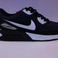 termurah sepatu nike air max biru dongker + box