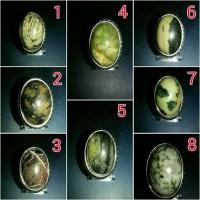Batu Akik / Nilam / Kumbang Jati Aceh / Giok Aceh / Indocrase