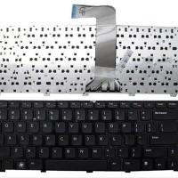 Keyboard DELL Inspiron N4050 N4040 N5050 N4110 M4040 Vostro 1540 3550