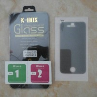 Tempered glass/anti gores IPhone 4S/4G spy