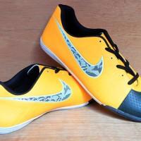 Sepatu Futsal Nike Elastico Superfly Kuning Hitam