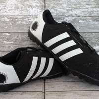 Sepatu Futsal Adidas 11Pro Hitam Sol Gerigi