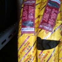 BAN LUAR MOTOR KLASIK-CLASSIC RING / VELG 19  merk SWALLOW SB-207