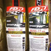 Ban Motor Bebek Sport FDR Sport MP 76 90/80 - 17 (soft compound)
