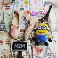 Sepatu Wanita ( docmart t pink )