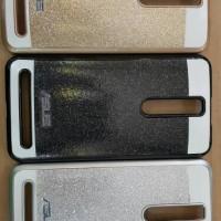 hardcase gliter buat asuz zenfone 2 (5,5)