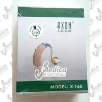 Hearing Aid AXON X-168 (Alat Bantu Dengar)