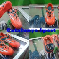 Sepatu Futsal Adidas F10 Messi Orange