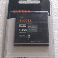 baterai evercoss A5P original