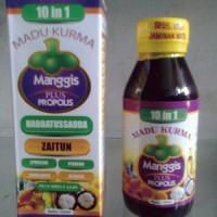 Madu Kurma Manggis plus Propolis