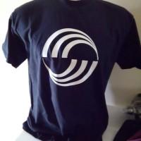 Ricks Clothing T shirt Airbus Turbulence - Hitam