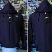 Jaket Nike Navy Parasut(hoodie,jaket parasut,jaket olahraga,sport)