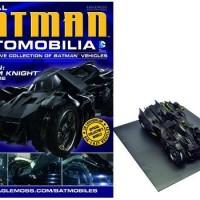 BATMAN AUTOMOBILIA - ARKHAM KNIGHT BATMOBILE