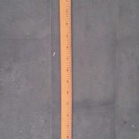 Penggaris kayu panjang 1 meter