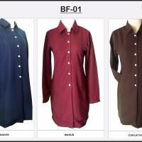 BF-01 : Baju Kerja Muslimah / Panjang