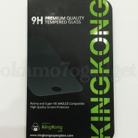 Samsung Galaxy A5 2017 Anti Gores Kingkong SuperGlass / Tempered Glass
