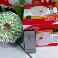 Lampu Emergency Fitting Remote XRB 35 SMD LED