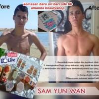 samyunwan / sam yun wan / samyun wan obat penggemuk herbal penambah nafsu makan