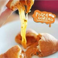Pizza Goreng (8 Pilihan Varian Isi - 1pack Isi 8pcs)