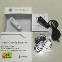 Headset HANDSET HANDSFREE bluetooth single APPLE