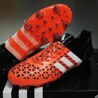 Sepatu Bola Adidas Ace 15.1 FG Solar Orange Grade Ori