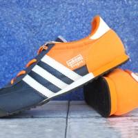 Sepatu Casual Adidas Dragon Orange Dongker (Nike,Asli,Murah)