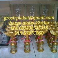 Jasa Pembuatan Plakat Kayu Fiber Glass Acrilic dll