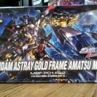 HG Bandai Gundam Astray Gold Frame Amatsu Mina