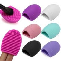 Brush Egg Washing Brush Silica Glove Scrubber Board