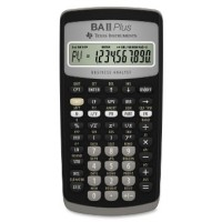 Texas Instruments BA II Plus - Standard