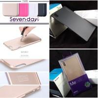 Sevendays Metallic Hard Back Cover Casing Case Sony Xperia Z5 Premium
